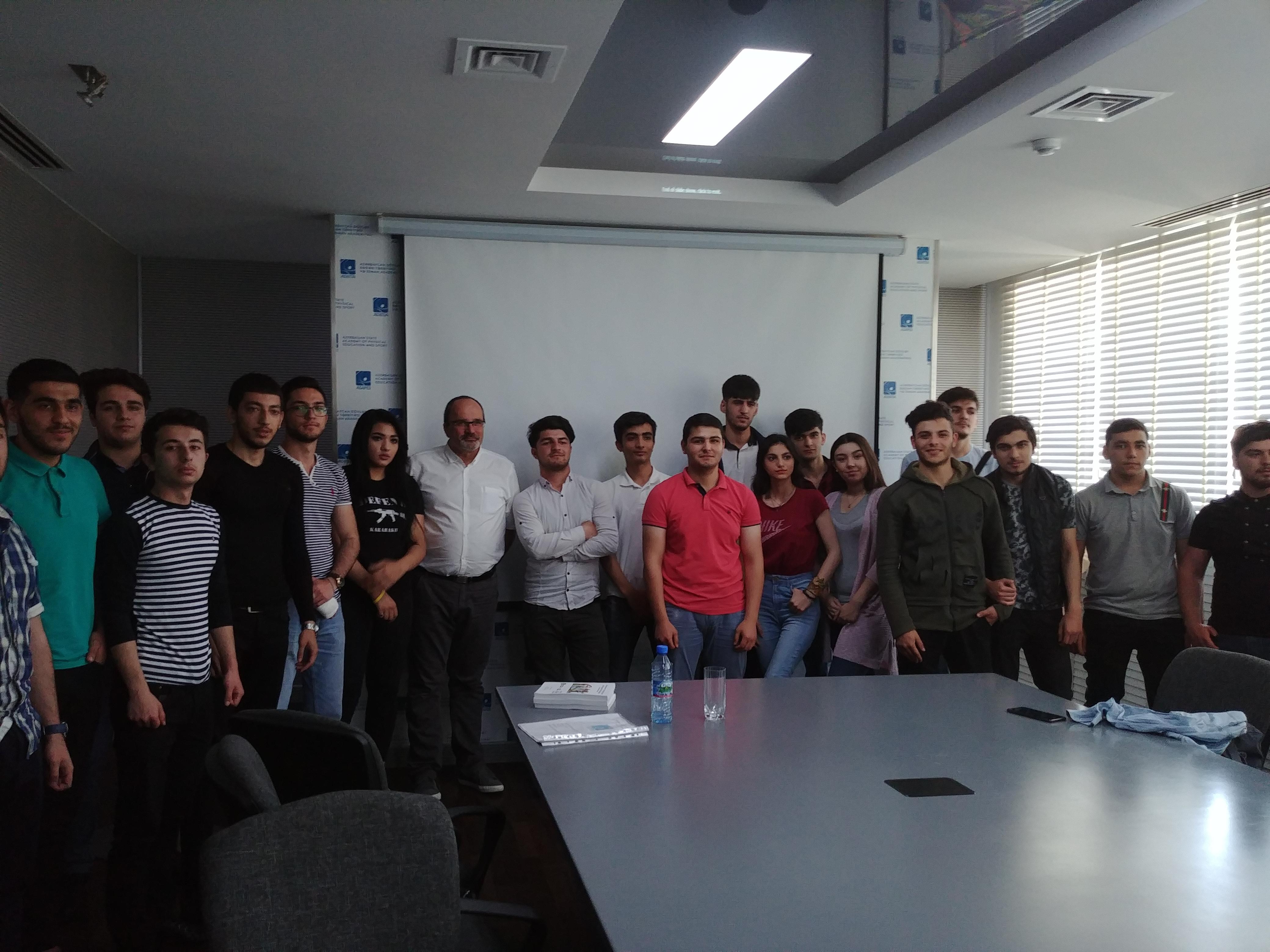 Bakou Azerbaïdjan sites de rencontre